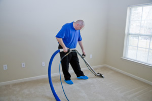 experienced carpet cleaner